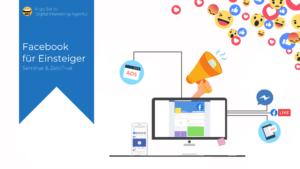 Argo.Berlin Webinare und Seminare: Facebook für Einsteiger