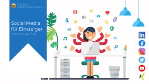 Argo.Berlin Webinare und Seminare: Social Media für Einsteiger