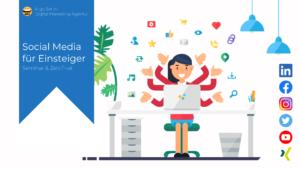 Online-Marketing Seminar und Web-Seminar: Erfolgreiches Social Media Marketing für Einsteiger
