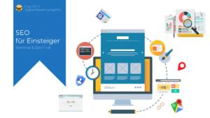 Online-Marketing Seminar und Web-Seminar: SEO-Optimierung für Einsteifer