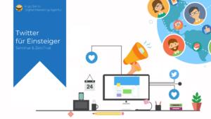 Online Marketing Seminare and Web-Seminare: Twitter für Einsteiger